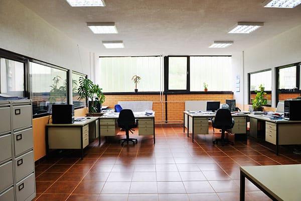mudanza de oficina