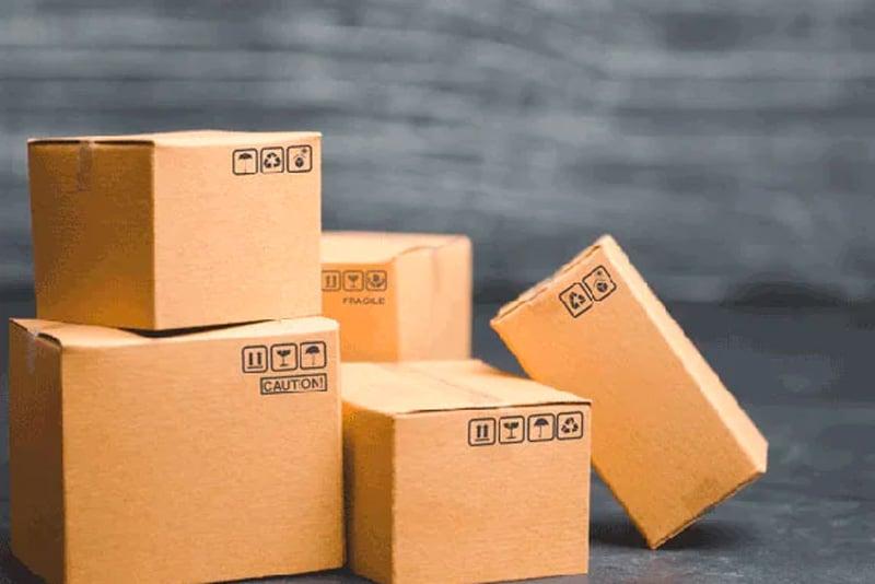 caja de supervivencia en las mudanzas